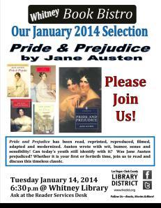 PrideAndPrejudiceFlyer2014